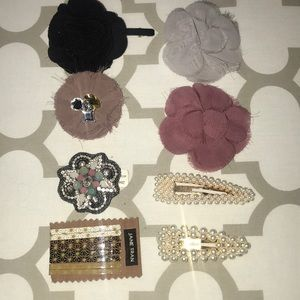 Accessories - Bundle of hair clips (15)